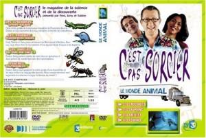 Couverture de C'est pas sorcier Monde animal (Le), volume 1
