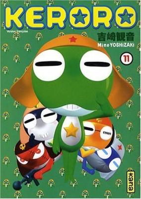 """Afficher """"Keroro n° 11"""""""