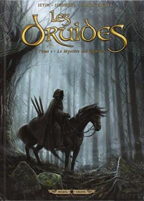 """Afficher """"Les Druides n° 1 Le Mystère des Oghams"""""""