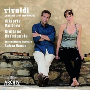 """Afficher """"Concertos for two violins"""""""