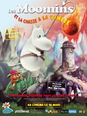 """Afficher """"Les Moomins et la chasse à la comète"""""""