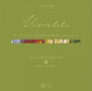 """Afficher """"Quatres saisons Printemps, été, automne, hiver et autres concertos (Les)"""""""