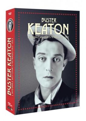 """Afficher """"Buster Keaton - Intégrale des courts métrages (1917/1923) Buster Keaton 1"""""""