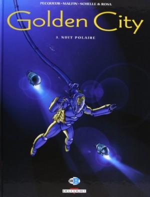 """Afficher """"Golden city n° 3Nuit polaire"""""""