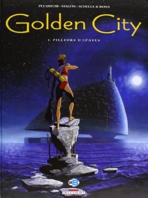 """Afficher """"Golden city n° 1Pilleurs d'épaves"""""""