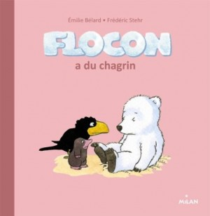 "Afficher ""Flocon a du chagrin"""