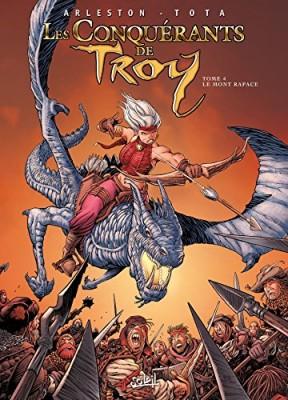 """Afficher """"Troy (les mondes de) n° 4 Le mont Rapace"""""""
