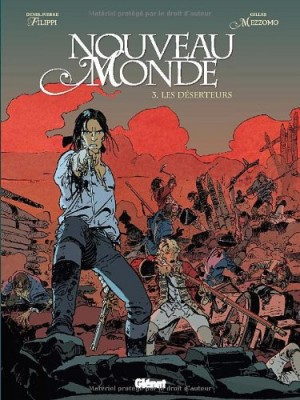 """Afficher """"Nouveau monde n° 3 Les déserteurs"""""""