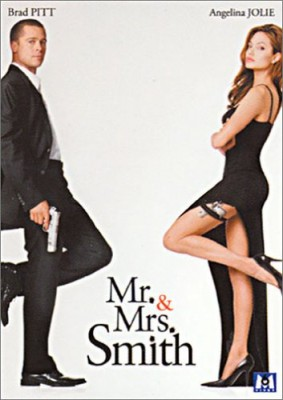 "Afficher ""Mr and Mrs Smith"""