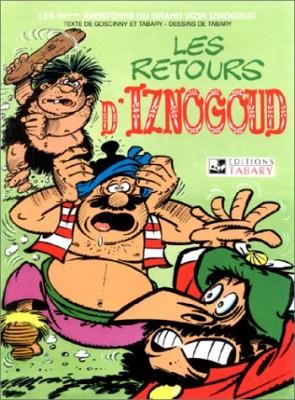 """Afficher """"IZNOGOUD TOME 24 : LES RETOURS D'IZNOGOUD"""""""
