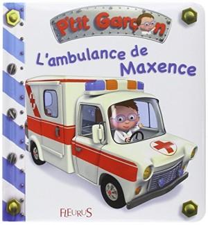 """Afficher """"Ambulance de Maxence (L')"""""""