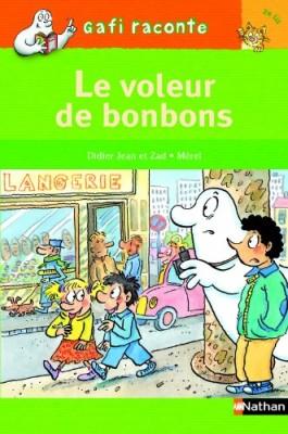 """Afficher """"Le voleur de bonbons"""""""