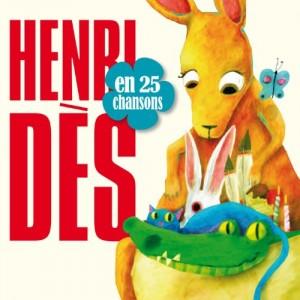 """Afficher """"Henri Dès en 25 chansons"""""""