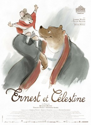 vignette de 'Ernest et Célestine (Benjamin Renner)'
