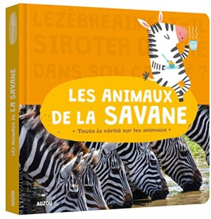 "Afficher ""AnimoscopeLes animaux de la savane"""