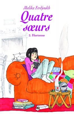 vignette de 'Quatre soeurs n° 2<br />Hortense (Malika Ferdjoukh)'