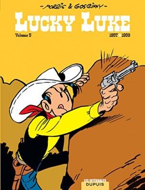 """Afficher """"Lucky Luke , l'intégrale n° 5 Lucky Luke"""""""