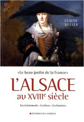 """Afficher """"L'Alsace au XVIIIe siècle"""""""