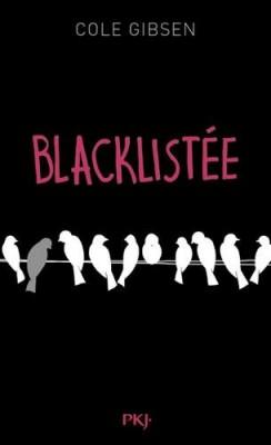 "Afficher ""Blacklistée"""
