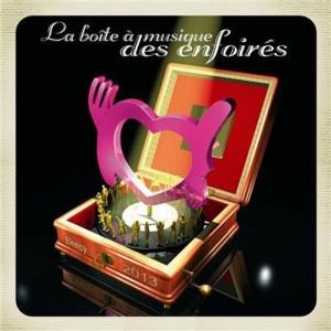"""Afficher """"La Boite à musique des Enfoirés"""""""