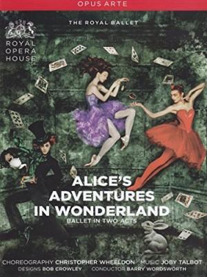 "Afficher ""Ballet pour les enfants : Alice's adventures in Wonderland"""
