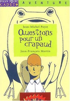 """Afficher """"Questions pour un crapaud"""""""