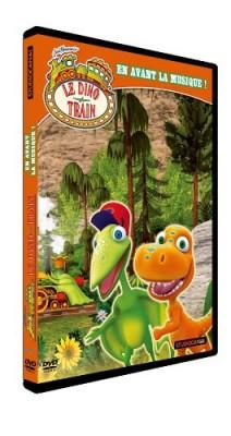 """Afficher """"Dino train (Le) - Vol 3 : En avant la musique !"""""""