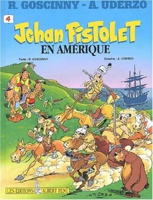 """Afficher """"Jehan Pistolet n° 4 En Amérique"""""""