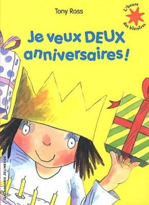 """Afficher """"Je veux deux anniversaires !"""""""