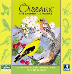 """Afficher """"Oiseaux des jardins de France"""""""