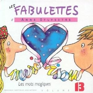 """Afficher """"Les fabulettes d'Anne Sylvestre : vol.13"""""""