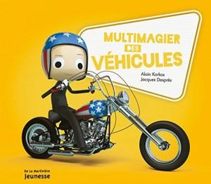 """Afficher """"Multimagier des véhicules"""""""