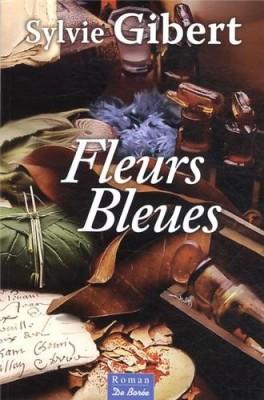 """Afficher """"Fleurs bleues"""""""