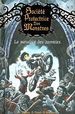 """Afficher """"Société protectrice des monstres n° 5 La bataille des zombies"""""""