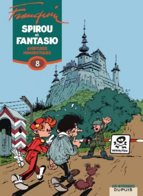 "Afficher ""Spirou et Fantasio n° 18-19 Aventures humoristiques"""