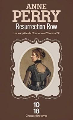 """Afficher """"Grands détectives<br /> Resurrection Row"""""""