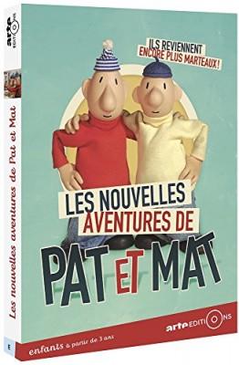 """Afficher """"Pat & Mat - Les petits bricoleurs Nouvelles aventures de Pat et Mat (Les)"""""""