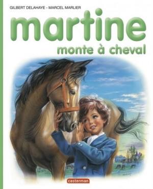 """Afficher """"Martine monte à cheval"""""""