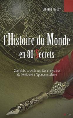 """Afficher """"L'Histoire du monde en 80 secrets"""""""