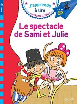 """Afficher """"Le spectacle de Sami et Julie"""""""