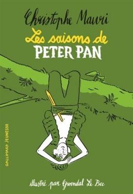 vignette de 'Les saisons de Peter Pan (Christophe Mauri)'