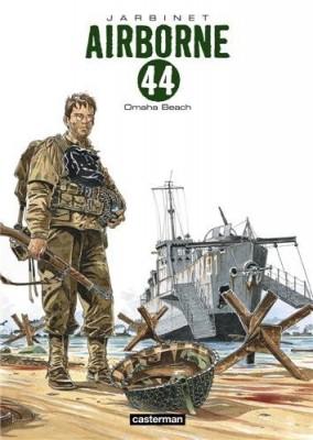 """Afficher """"airborne 44 n° 3 Omaha Beach"""""""