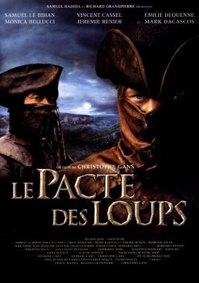"""Afficher """"pacte des loups (Le)"""""""