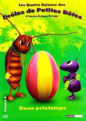 """Afficher """"Drôles de petites bêtes (Les)Les Quatre saisons des drôles de petites bêtes - Doux printemps"""""""