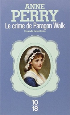 """Afficher """"Le crime de Paragon Walk"""""""