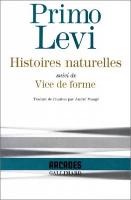 "Afficher ""Histoires naturelles"""