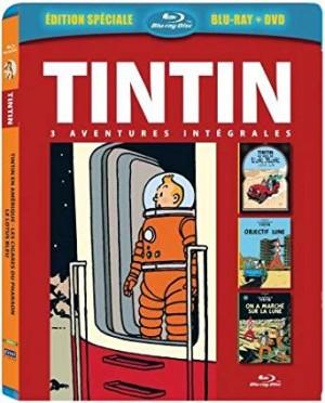 "Afficher ""Tintin Tintin: 3 aventures intégrales"""