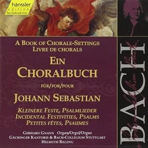 """Afficher """"Ein Choralbuch für Johann Sebastian"""""""
