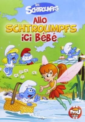 """Afficher """"Allo Schtroumpfs ici bébé"""""""
