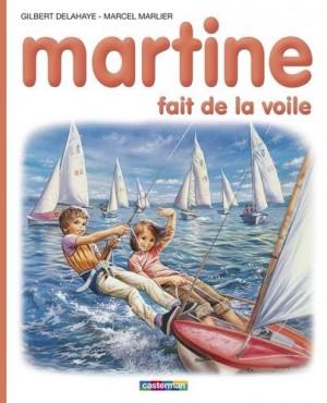 """Afficher """"Martine fait de la voile"""""""